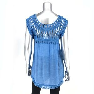 Sioni Tops - Essentials by Sioni | Hand Crochet Tunic